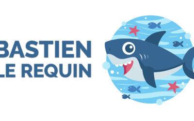 Histoire à écouter : Bastien le requin découvre les déchets