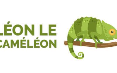 Histoire à écouter : Léon le caméléon